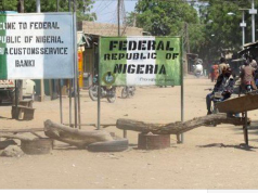 Nigerian border