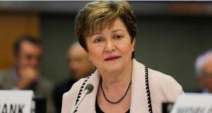 Kristalina Georgieva, new IMF President