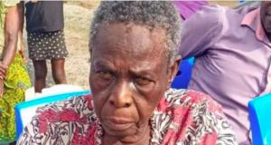 Ogere Betty, Samson Siasia's mother
