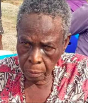 Ogere Betty, Samson Siasia's mother