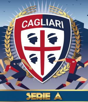 Serie A club Cagliari