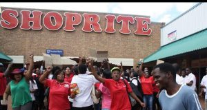 Attack on Shoprite