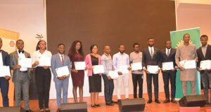 The Shell Petroleum Development Company scholarship beneficiaries