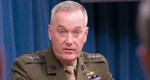 U.S. Marine General Joseph Dunford