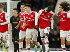 Arsenal's Nicolas Pepe