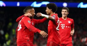 Bayern Munich hummiliate Tottenham 7-2 at home