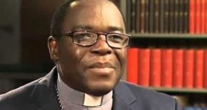 Bishop Hassan Mathew Kukah