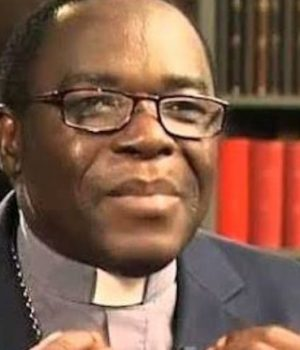 Bishop Hassan Mathew Kukah