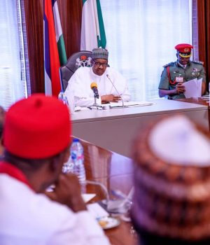 Buhari inaugurates the Economic Advisory Committee
