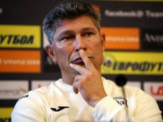 Bulgaria coach Krasimir Balakov