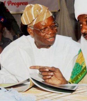 Dr. Sakariyau Babalola and Emir of Kano, Muhammadu Sanusi