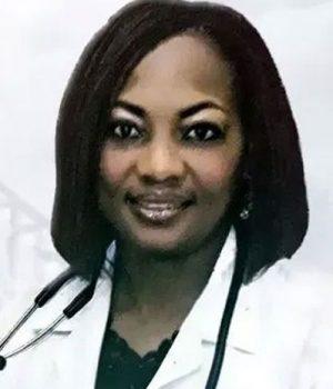 Late Dr. Stella Ameyo Adadevoh