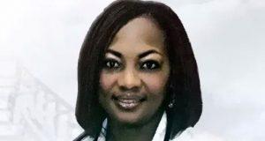 Dr. Stella Ameyo- Adadevoh