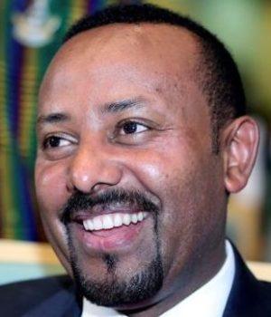 Ethiopian Prime Minister Abiy Ahmed wins 2019 Peace Award