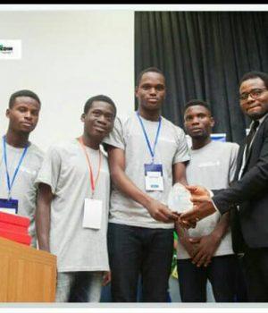 FUTA's Team Audify won gold at 2019 Blockchain Hackathon competition
