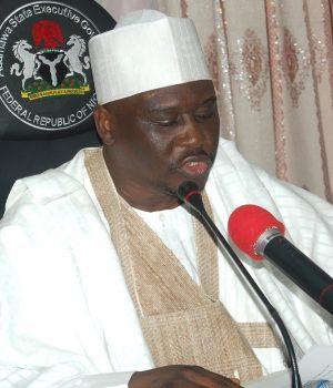 Gov. Ahmadu Fintiri of Adamawa