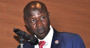 Ibrahim Magu,EFCC boss