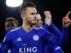 James Maddison, Leicester City forward