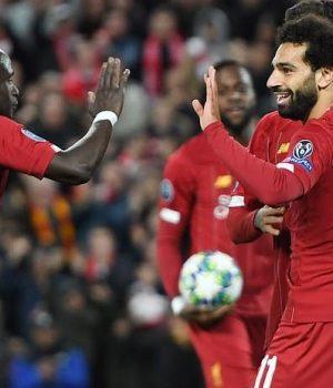 Liverpool finally beat Salzburg 4-3