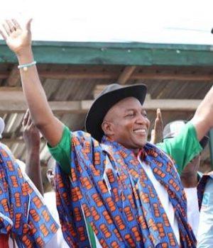 David Lyon, Bayelsa APC governorship candidate