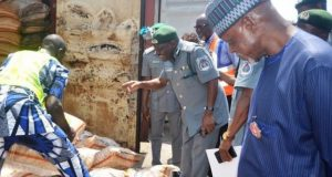 NCS seizes alleged expired smuggled rice