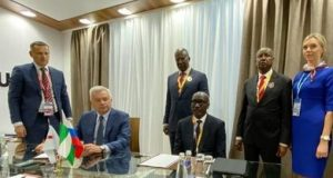 NNPC, Lukeoil sign MoU in Sochi, Russia