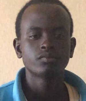 Saadu Abubakari Bitcoin Suspect