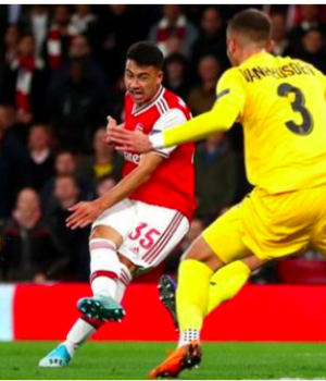 Gabriel Martinelli was Arsenal's first signing in the summer