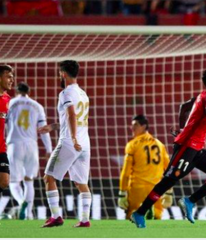 Lago Junior's winner was his first ever La Liga goal
