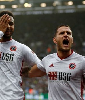 Sheffield United move to 7th place