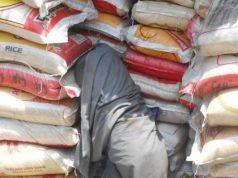 Smuggled rice