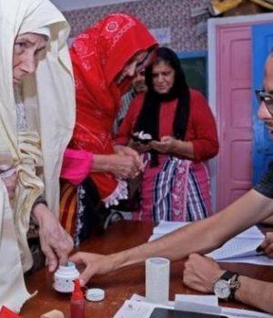 Tunisians go to poll