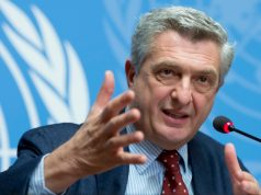 Filippo Grandi, UN High Commissioner for Refugees (UNHCR)