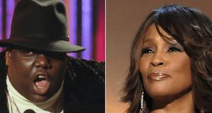 Whitney Houston and Notorious B.I.G