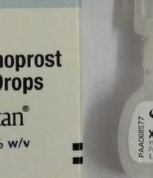 Xalatan 0.005%w:v eye drops