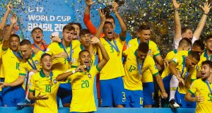 Brazil rally back to win U-17 World Cup