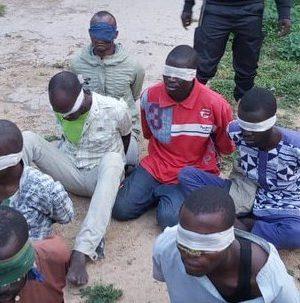ISWAP fighters surrender