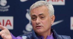 Jose Mourinho, new Tottenham boss