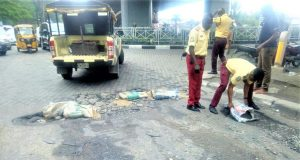 LASTMA announces partial road closure
