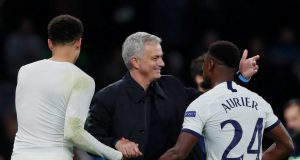 Tottenham hit back to beat Olympiakos in Mourinho's home bow