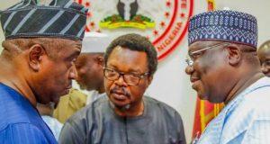 Gabriel Suswam, Niger Delta Power Holding Company, Joseph Chiedu Ugbo and Sen. President Ahmad Lawan