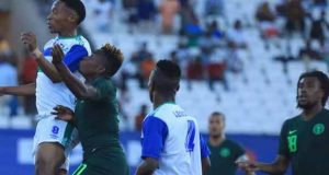 Super Eagles wallop Lesotho -1