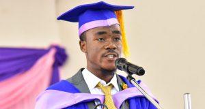 Adesile Lawal, FUTA Best Graduating Student