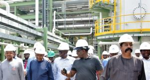NGF members visit Dangote refinery in Lagos