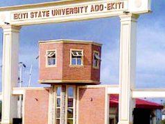 Ekiti State University, EKSU