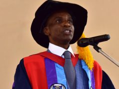 Prof. Kayode Alese