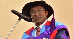 Professor John Adeoti of NISER, Ibadan