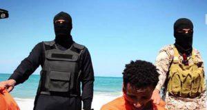 ISWA beheads men