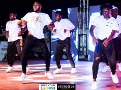 Lagos Grow Talents at Greater Lagos 2020 Crowd at Eko Atlantic Centre