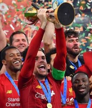 Liverpool, the champions